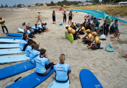 CanSurf Waihi Beach Summer Camp takes place again!