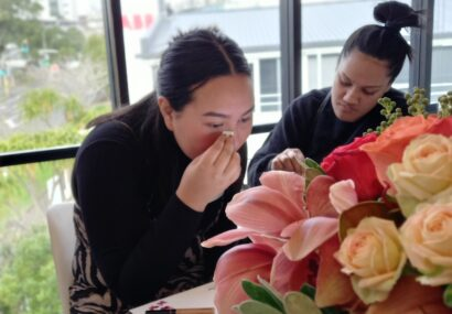 Cancer Chicks X CanTeen self-care event supporting young wāhine